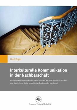 Abbildung von Kosan | Interkulturelle Kommunikation in der Nachbarschaft | 2015 | Zur Analyse der Kommunikation ... | 7