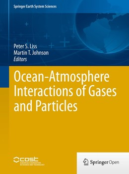 Abbildung von Liss / Johnson | Ocean-Atmosphere Interactions of Gases and Particles | 2014