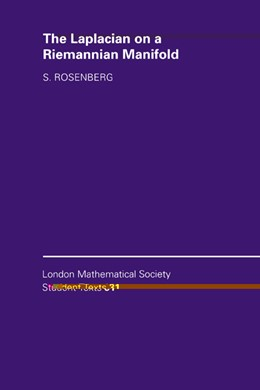 Abbildung von Rosenberg   The Laplacian on a Riemannian Manifold   1997   An Introduction to Analysis on...   31