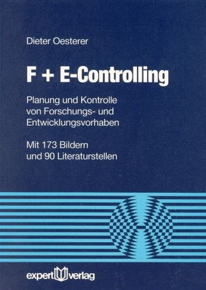 F + E - Controlling | Oesterer, 1995 | Buch (Cover)