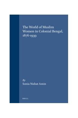 Abbildung von Amin | The World of Muslim Women in Colonial Bengal, 1876-1939 | 1996 | 55