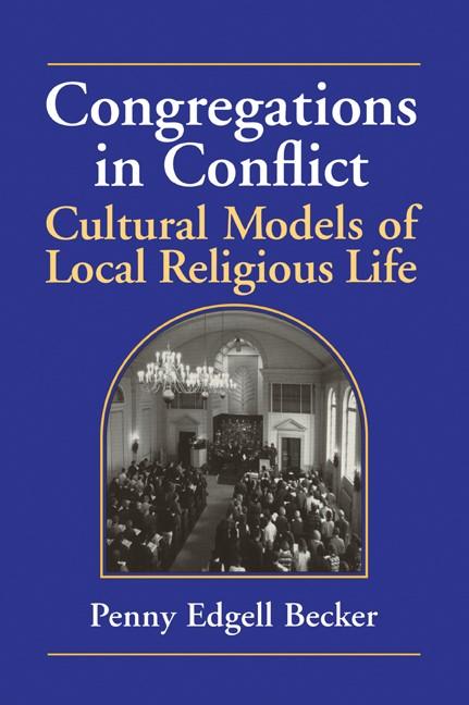 Abbildung von Becker | Congregations in Conflict | 1999
