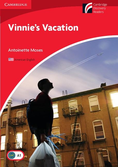 Abbildung von Moses | Vinnie's Vacation Level 1 Beginner/Elementary American English Edition | 2012