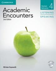 Abbildung von Espeseth | Academic Encounters Level 4 Student's Book Listening and Speaking with DVD | 2012