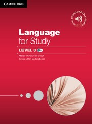 Abbildung von McNair / Gooch | Skills and Language for Study Level 3 Student's Book with Downloadable Audio | 2013