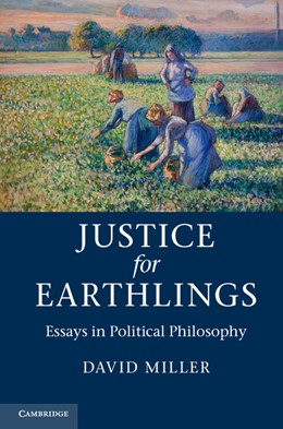 Abbildung von Miller | Justice for Earthlings | 2013 | Essays in Political Philosophy