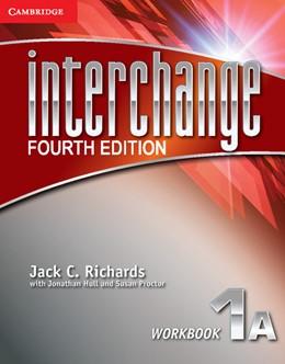 Abbildung von Richards | Interchange Level 1 Workbook A | 2012