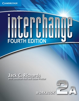 Abbildung von Richards | Interchange Level 2 Workbook A | 2012
