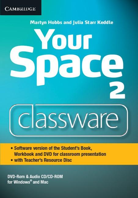 Abbildung von Hobbs / Starr Keddle | Your Space Level 2 Classware DVD-ROM with Teacher's Resource Disc | 2012