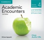 Abbildung von Espeseth | Academic Encounters Level 4 Class Audio CDs (3) Listening and Speaking | 2012
