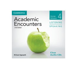 Abbildung von Espeseth | Academic Encounters Level 4 Class Audio CDs (3) Listening and Speaking | 2012 | Human Behavior