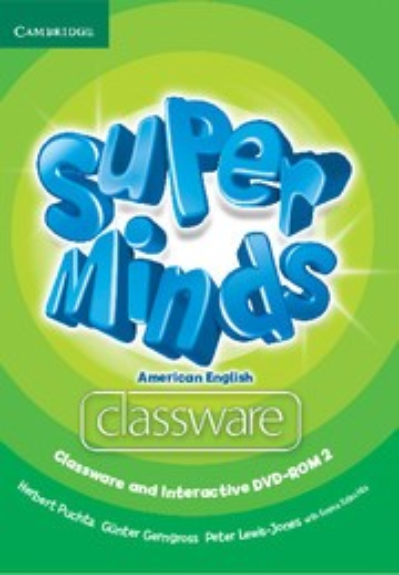 Abbildung von Puchta / Gerngross / Lewis-Jones | Super Minds American English Level 2 Classware and Interactive DVD-ROM | 2012