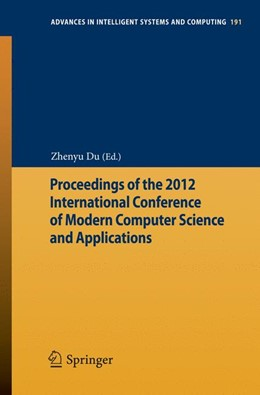 Abbildung von Du | Proceedings of the 2012 International Conference of Modern Computer Science and Applications | 2012 | Volume 1 | 191