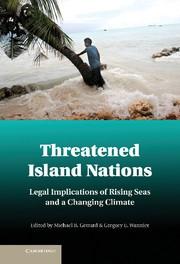 Abbildung von Gerrard / Wannier | Threatened Island Nations | 2013