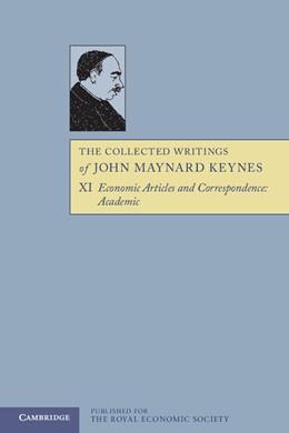 Abbildung von Keynes / Johnson / Moggridge   The Collected Writings of John Maynard Keynes   2012