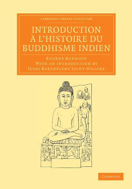 Abbildung von Burnouf | Introduction à l'histoire du Buddhisme Indien | 2013