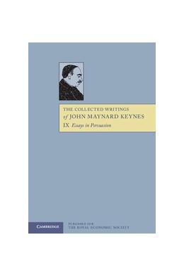Abbildung von Keynes / Johnson / Moggridge | The Collected Writings of John Maynard Keynes | 2012