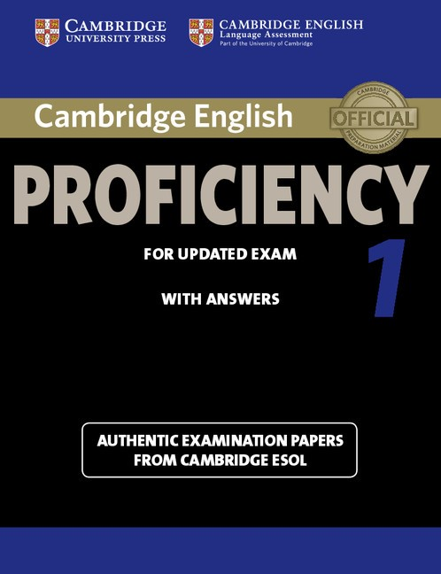 Abbildung von Cambridge English Proficiency 1 for Updated Exam Student's Book with Answers | 2012