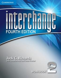 Abbildung von Richards | Interchange Level 2 Workbook | 2012