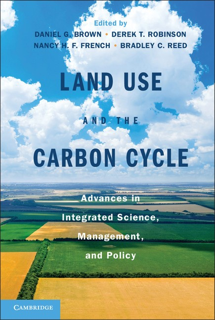 Abbildung von Brown / Robinson / French / Reed | Land Use and the Carbon Cycle | 2013