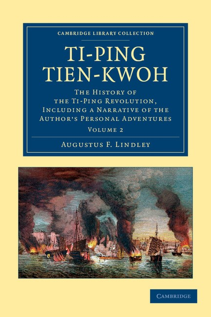 Abbildung von Lindley | Ti-ping tien-kwoh | 2012