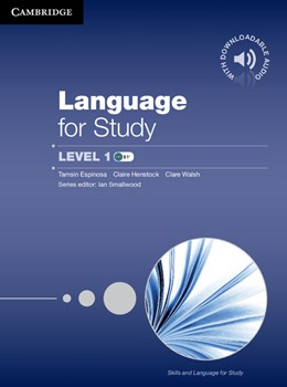 Abbildung von Henstock / Espinosa / Walsh | Language for Study Level 1 Student's Book with Downloadable Audio | 2012