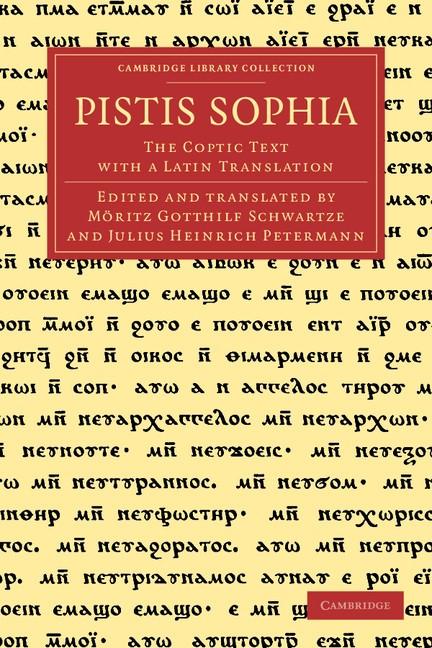 Abbildung von Pistis Sophia | 2012