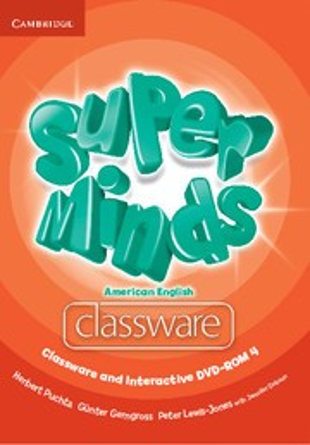 Abbildung von Puchta / Gerngross / Lewis-Jones | Super Minds American English Level 4 Classware and Interactive DVD-ROM | 2013