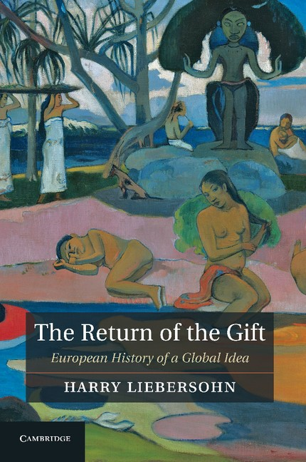 Abbildung von Liebersohn | The Return of the Gift | 2012
