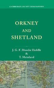 Abbildung von Moodie Heddle / Mainland   Orkney and Shetland   2012