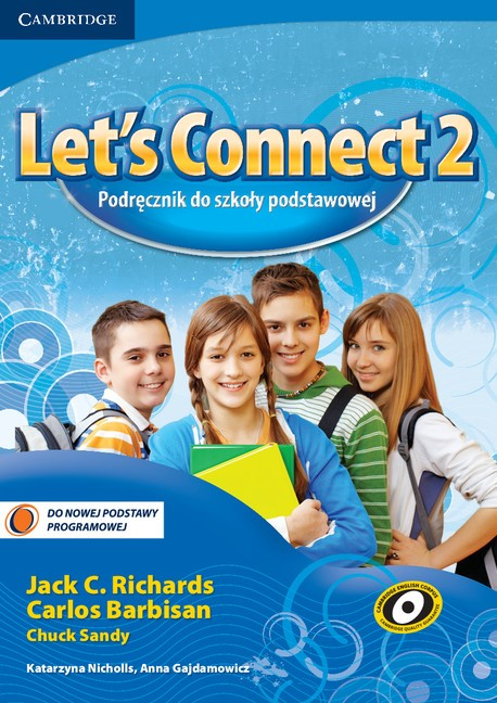 Abbildung von Richards / Barbisan | Let's Connect Level 2 Student's Book Polish Edition | 2012