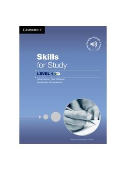Abbildung von Fletcher / Matthews | Skills for Study Level 1 Student's Book with Downloadable Audio | 2012