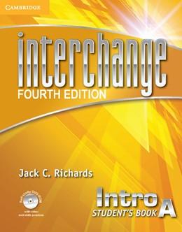 Abbildung von Richards   Interchange Intro Student's Book A with Self-study DVD-ROM   2012