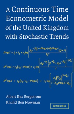 Abbildung von Bergstrom / Nowman   A Continuous Time Econometric Model of the United Kingdom with Stochastic Trends   2012
