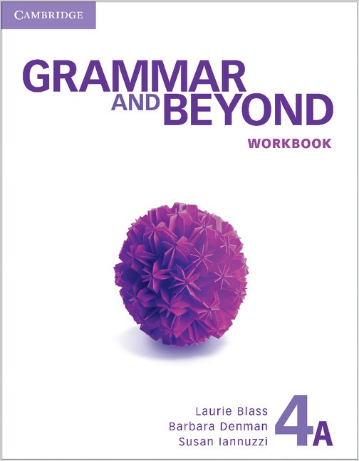 Abbildung von Blass / Denman / Iannuzzi | Grammar and Beyond Level 4 Workbook A | 2012