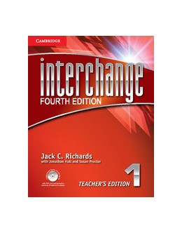 Abbildung von Richards | Interchange Level 1 Teacher's Edition with Assessment Audio CD/CD-ROM | 4. Auflage | 2012 | beck-shop.de
