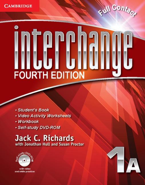 Abbildung von Richards | Interchange Level 1 Full Contact A with Self-study DVD-ROM | 2012