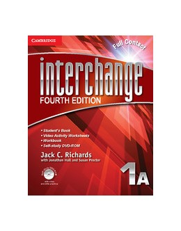Abbildung von Richards | Interchange Level 1 Full Contact A with Self-study DVD-ROM | 2012