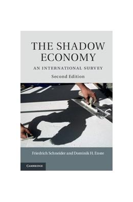 Abbildung von Schneider / Enste | The Shadow Economy | 2013 | An International Survey