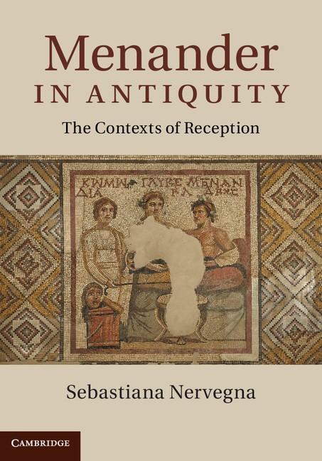 Abbildung von Nervegna | Menander in Antiquity | 2013