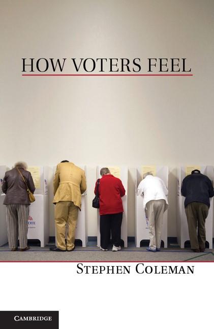Abbildung von Coleman | How Voters Feel | 2013