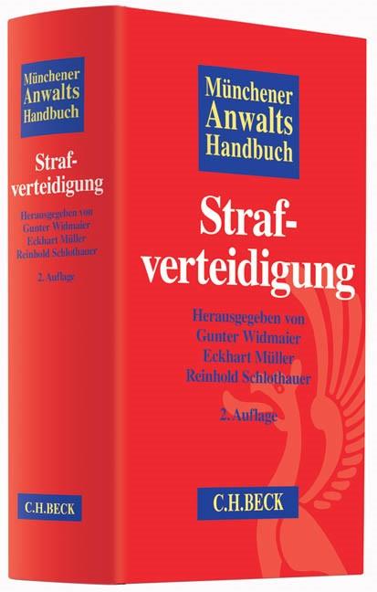 Münchener Anwaltshandbuch Strafverteidigung | 2., überarbeitete und erweiterte Auflage, 2014 | Buch (Cover)