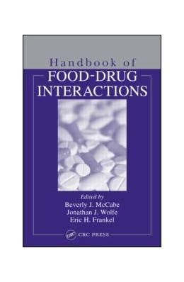 Abbildung von McCabe-Sellers / Frankel / Wolfe   Handbook of Food-Drug Interactions   2003
