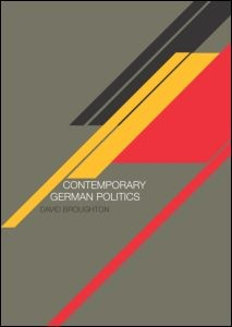 Contemporary German Politics | Broughton, 2021 | Buch (Cover)