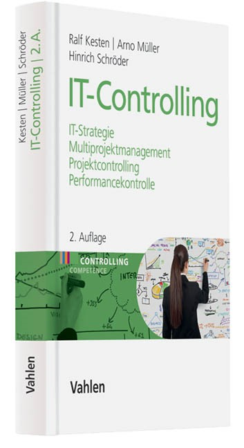 IT-Controlling | Kesten / Müller / Schröder | 2. Auflage, 2013 | Buch (Cover)