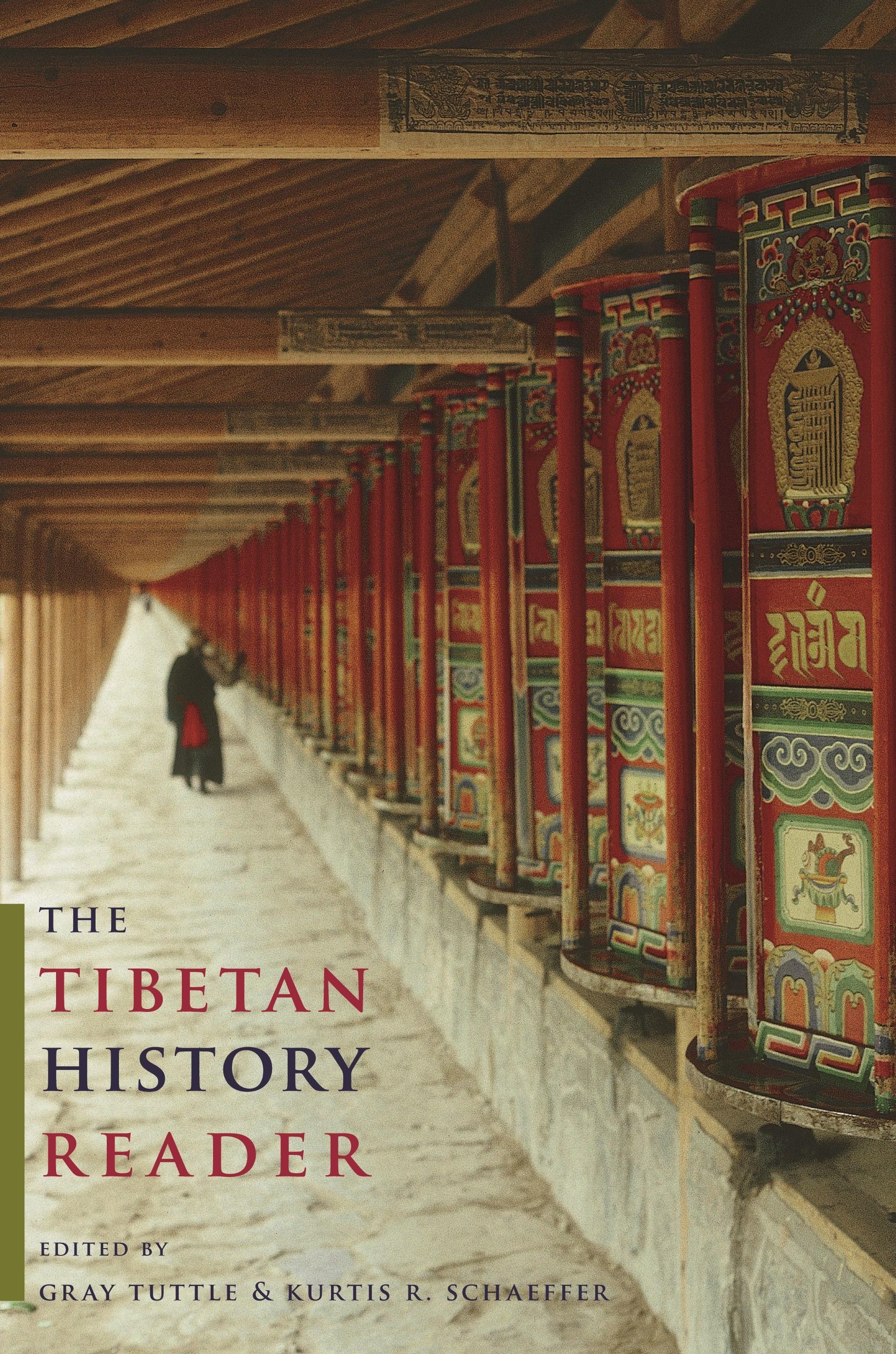 The Tibetan History Reader | Tuttle / Schaeffer, 2013 | Buch (Cover)