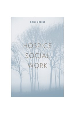 Abbildung von Reese | Hospice Social Work | 2013