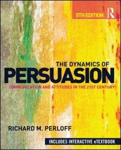 The Dynamics of Persuasion | Perloff | überarbeitet, 2013 | Buch (Cover)