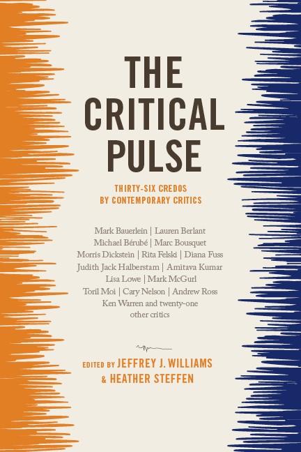 Abbildung von Williams / Steffen   The Critical Pulse   2012