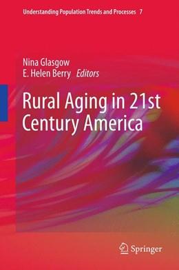 Abbildung von Glasgow / Berry | Rural Aging in 21st Century America | 2012 | 7